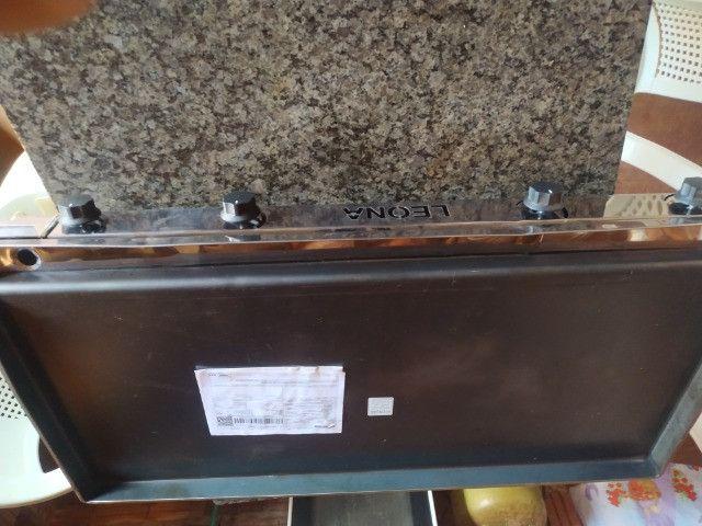 Chapa zera, nunca usada, 1 metro 7 milímetros de espessura, com nota fiscal - Foto 3