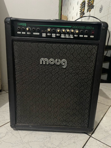 Caixa amplificada Moug Acoord 480S