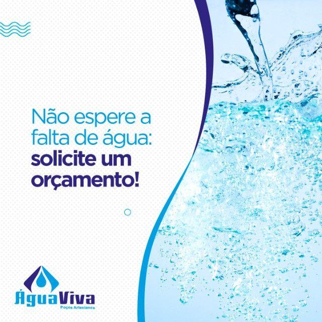 Água Viva Poços Artesianos - Foto 5