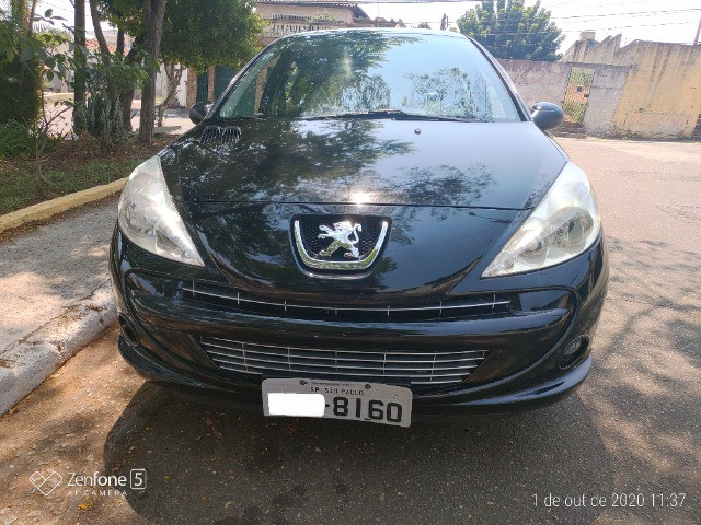 Peugeot 207 Passion 1.6 completo - Foto 8