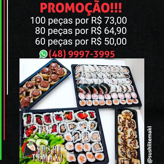 Delivery sushi  - Foto 2