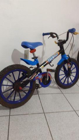 Bike bem nova aro 16 - Foto 2