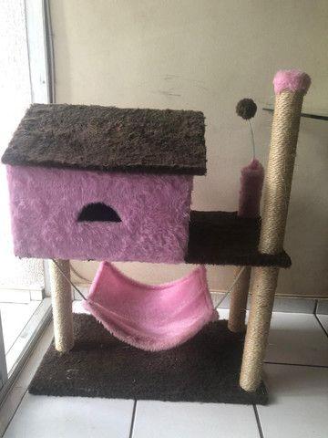 Vendo casa/arranhador para gatos - Foto 2