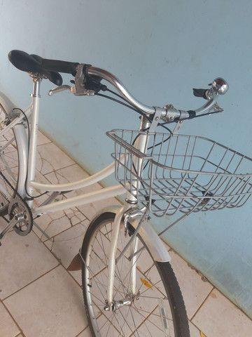 Bicicleta seminova specialized daily Feminina de passeio ideal para lugares planos  - Foto 6