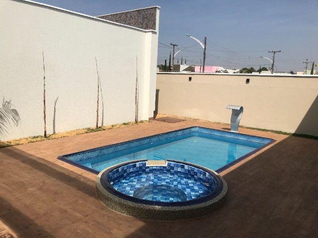 Casa 03 suítes, Condomínio Porto Seguro, Inhumas - GO - Foto 15