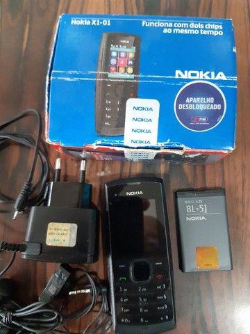 Celular Nokia e motorola - Foto 3