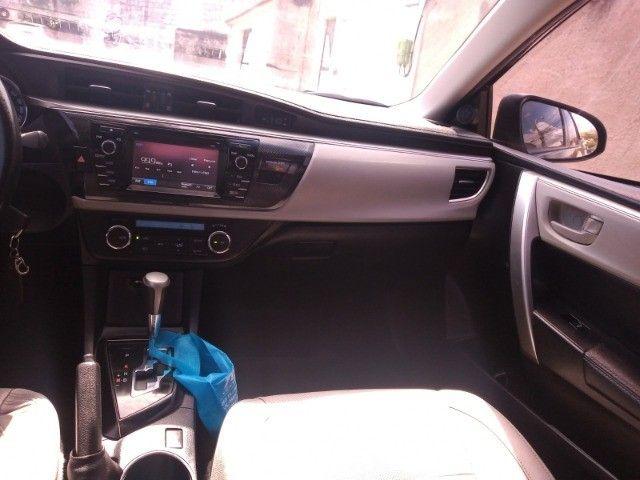 Toyota Corolla xei automático 2.0 flex com GNV g 5 - Foto 17