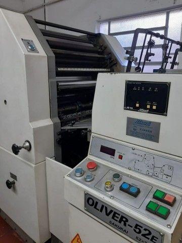 Máquina Sakurai Automática Pneumática  - Foto 3