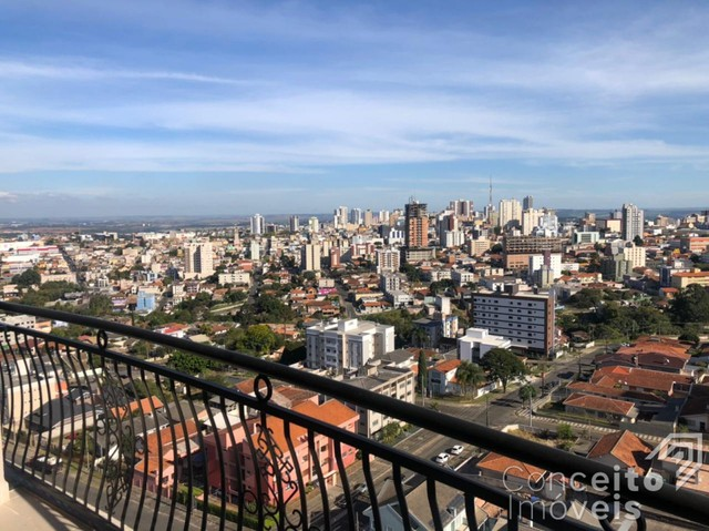Apartamento à venda com 3 dormitórios em Jardim carvalho, Ponta grossa cod:392629.001 - Foto 11