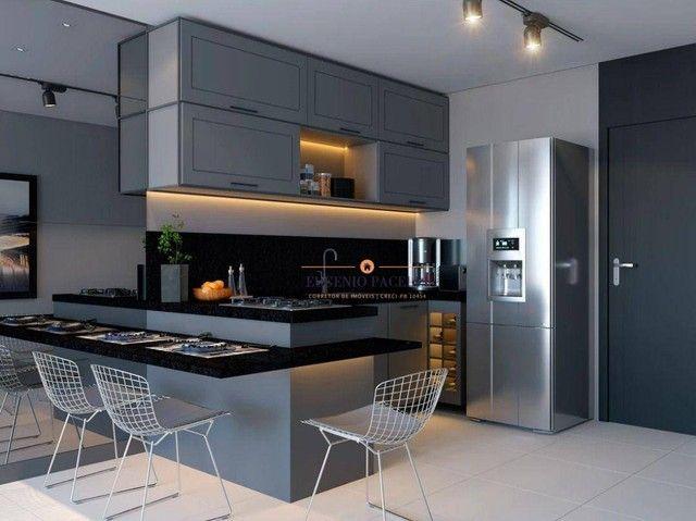 Apartamento com 2 dormitórios à venda, 54 m² por R$ 327.900,00 - Bessa - João Pessoa/PB - Foto 8