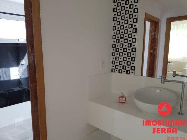 SGJ [K169] Mansão 4 quartos e 5 banheiros com 370m² no Boulevard Lagoa - Foto 4