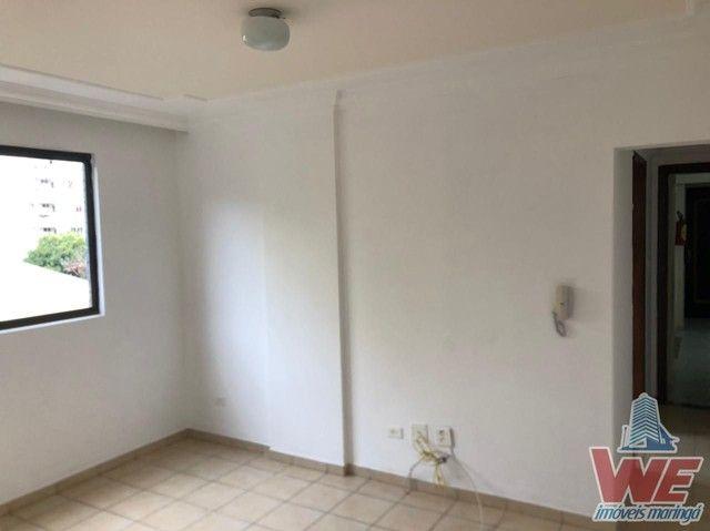 LOCAÇÃO | Apartamento, com 2 quartos em Zona-07, Maringá - Foto 5
