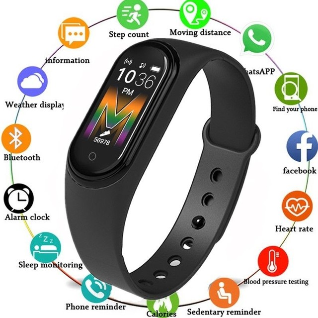 Smartwatch m5 - Foto 2