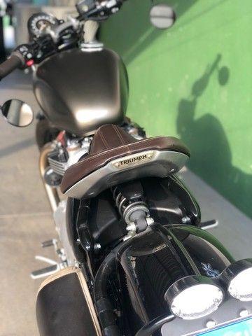 Triumph bobber bonneville 1200cc - Foto 2