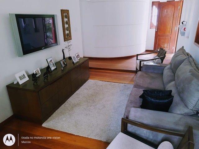 Casa Duplex Marilândia 4 quartos,2 salas,piscina, área gourmet,suite Banheira,terreno - Foto 17