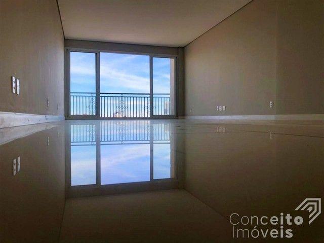 Apartamento à venda com 3 dormitórios em Jardim carvalho, Ponta grossa cod:392629.001 - Foto 6