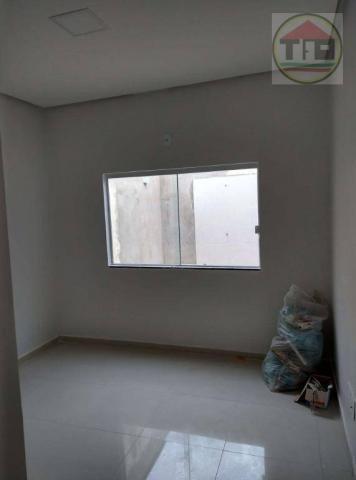 Casa com 3 dormitórios à venda, 115 m² por R$ 310.000,00 - Belo Horizonte - Marabá/PA - Foto 18