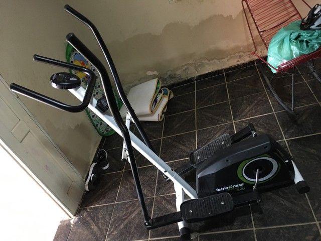 Máquina para fazer ginástica