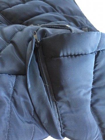Colete nylon capuz removível  - Foto 3