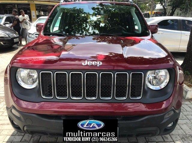 Jeep Renegade Longitude 1.8 Aut. 2019. Entrada a partir de 17.500,00 + 1.249,99 Fixas. - Foto 2
