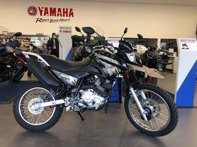 Yamaha Xtz Crosser 150 Z