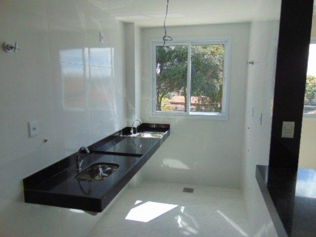 Lindo apto 2 quartos (em fase de acabamento), ótima localização B. São João Batista. - Foto 8