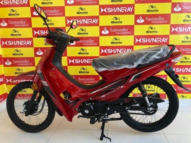 Nova Shineray Phoenix 2021 R$ 5.990 Á vista Emplacamento incluso - R2 Motos Cuiá/Geisel - Foto 3