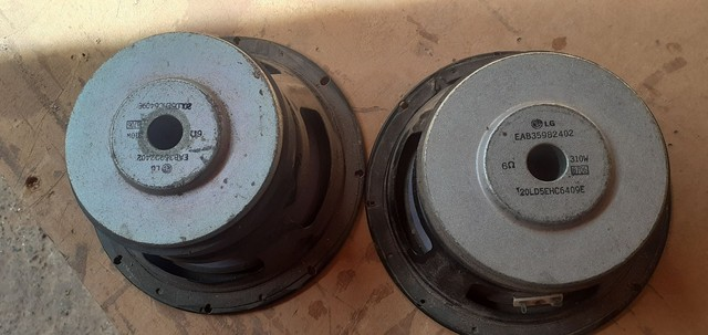 2 auto falante de 8, 310 rms - Foto 2