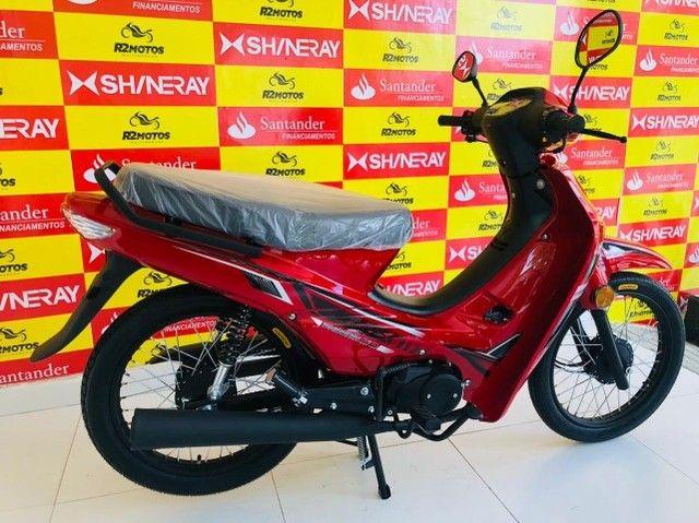 Nova Shineray Phoenix 2021 R$ 5.990 Á vista Emplacamento incluso - R2 Motos Cuiá/Geisel - Foto 14