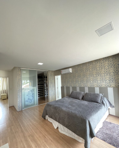 Casa em Condominio Fechado, 04 Suites sendo 1 master com hidromassagem - Foto 19