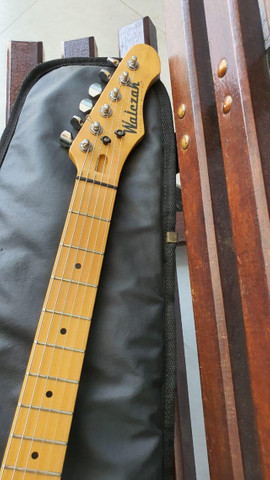 Guitarra Walczak telecaster - Foto 4
