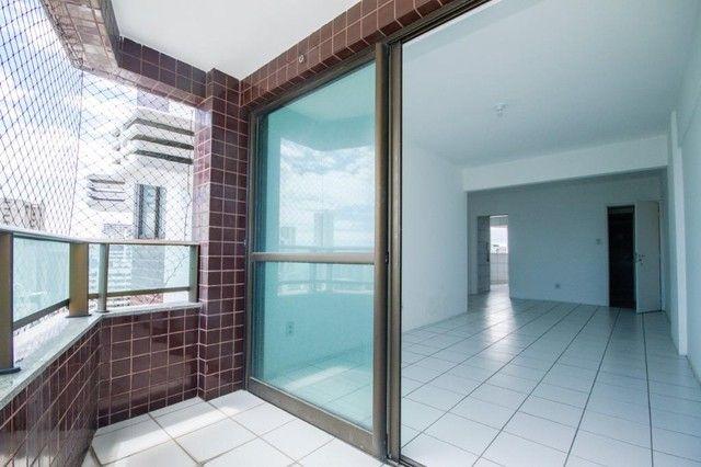 Apartamento com 3 quartos para alugar, 94 m² por R$ 3.385/mês com taxas - Boa Viagem - Rec