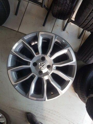 Roda aro 17 VW Saveiro Cross G7