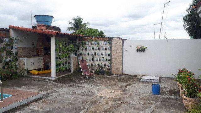 Linda Casa 3 quartos 2 banheiros em Itaboraí bairro Outeiro das Pedras - Foto 2