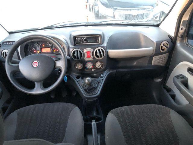 Fiat Doblò Essence 1.8 7 lugares 2012 completa Extra!!  - Foto 13