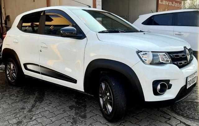 15-Renault Kwid 1.0 Flex 2018 Baixissimo km  - Foto 7