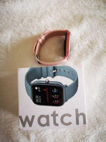 Smart Watch P8 Colmi Rosa - Foto 4