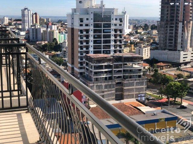 Apartamento à venda com 3 dormitórios em Jardim carvalho, Ponta grossa cod:392629.001 - Foto 17