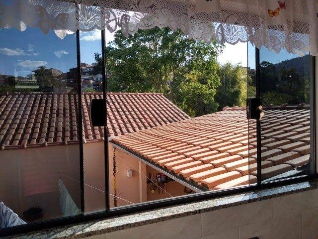 Linda Casa de 2 Pavimentos no bairro Canaã em São Lourenço!!! - Foto 18