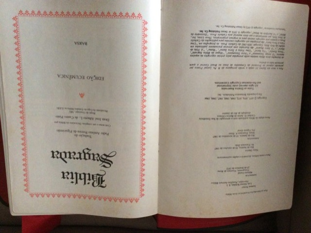 biblia sagrada da Barsa - Foto 2
