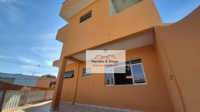 Sobrado com 4 dormitórios para alugar, 160 m² por R$ 2.500,00/mês - Cocaia - Guarulhos/SP - Foto 11