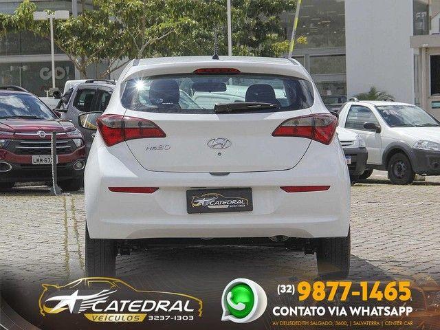 Hyundai HB20 Unique 1.0 Flex 12V Mec. 2019 *Novíssimo* Carro Impecável* Aceito Troca - Foto 5