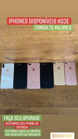 iPhones disponíveis, leia a discrição