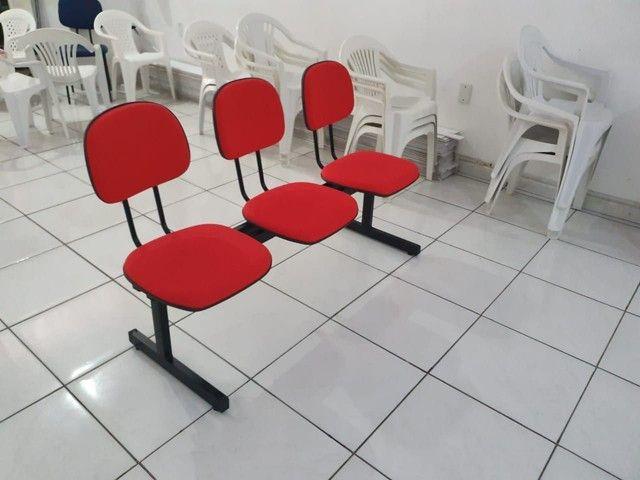 Móveis para escritório (estante, mesa, cadeira, armário, roupeiro, gaveteiro, arquivo) - Foto 4