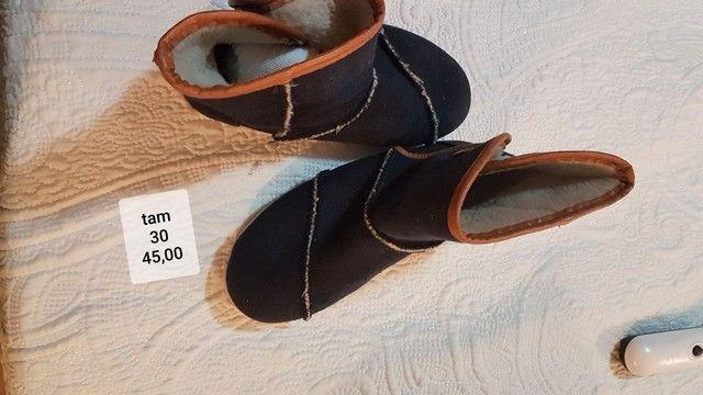 lindos sapatos de marca  menina de várias numeração  - Foto 6