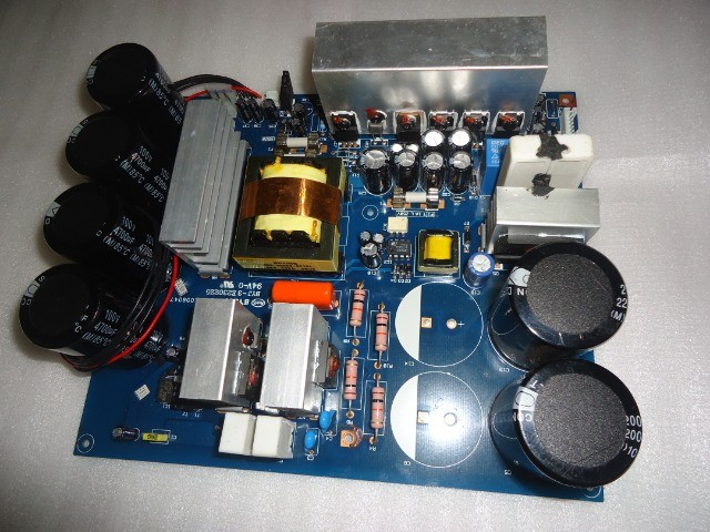 Fonte Sps 1000 Mesas Behringer Pmp5000 E Pmp3000 .