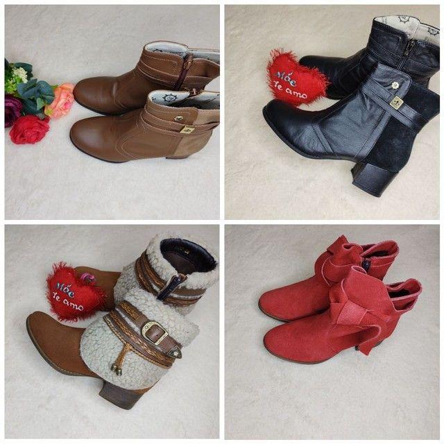 Estoque de calçados ABAIXO DO CUSTO - Foto 2