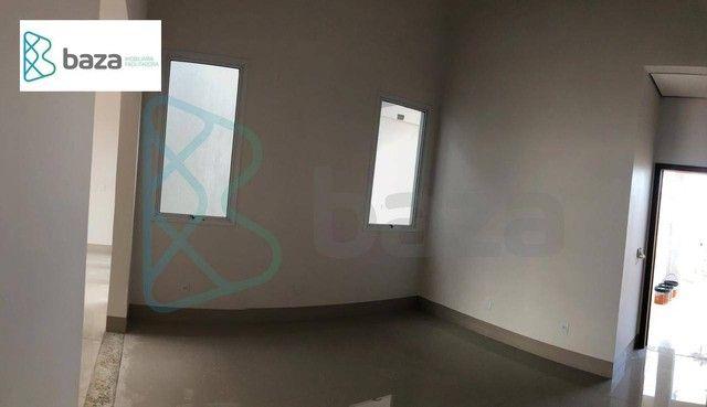 Casa com 3 dormitórios à venda, 148 m² por R$ 759.000,00 - Residencial Aquarela Das Artes  - Foto 7