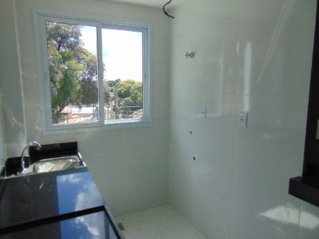 Lindo apto 2 quartos (em fase de acabamento), ótima localização B. São João Batista. - Foto 11