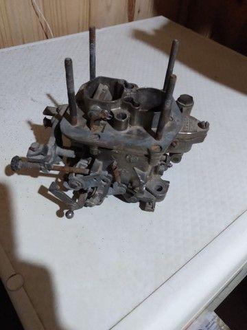 Carburador Monza ou Kadet em perfeito estado - Foto 4